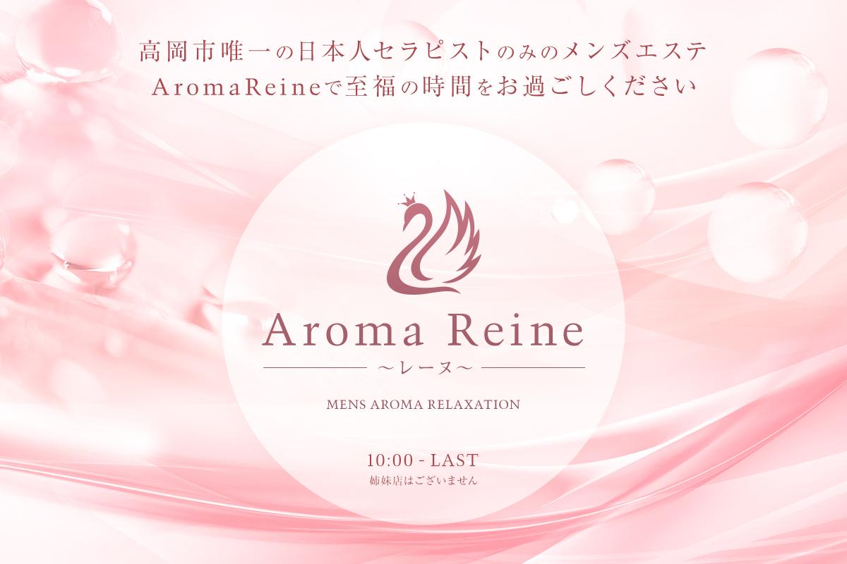 富山 高岡メンズエステ『AromaReine~レーヌ~』
